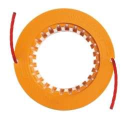 McCulloch 577616702 SPO002 - Bobine de recharge 2 flis Ø 3mm / 5m
