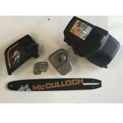 McCulloch 532330002 - Guide - carter de chaine - échappement - plaque (occasion)