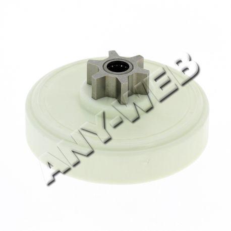 538243909-Pignon de chaine plastique pour tronçonneuse électrique McCULLOCH