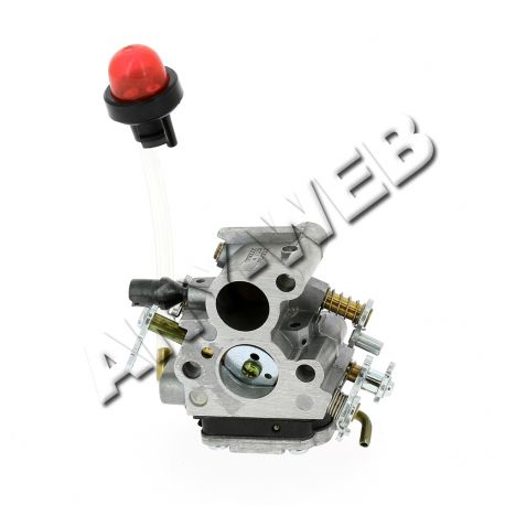 586936202-Carburateur ZAMA pour tronçonneuse CS340 - CS380 McCULLOCH