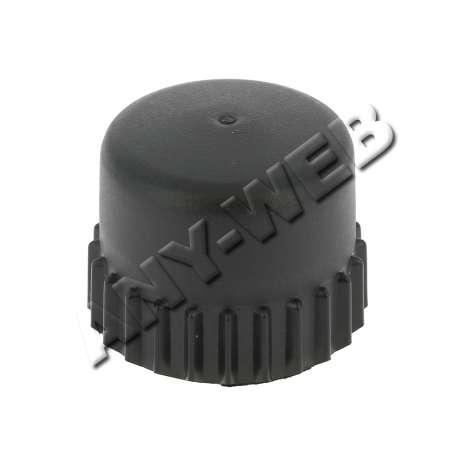 537419601-Bouchon de bobine P25 pour coupe bordure McCULLOCH