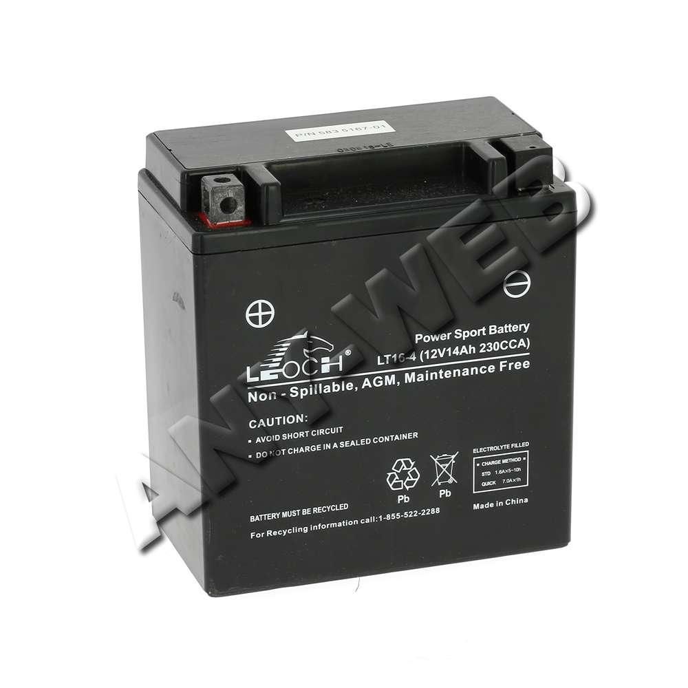 Batterie sans entretien gel