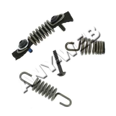 545006036-Kit 3 Ressorts anti-vibration pour tronçonneuse McCULLOCH