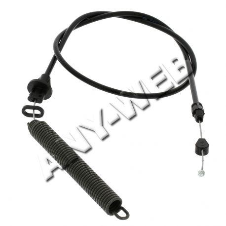Câble d'embrayage de lame