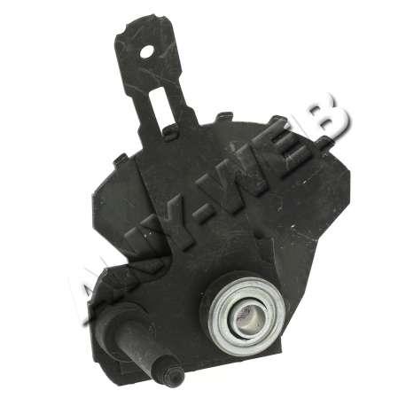 532438148-Support de roue avant droit pour tondeuse McCULLOCH