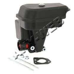 579820210-Kit boitier de filtre à air complet pour tondeuse McCULLOCH