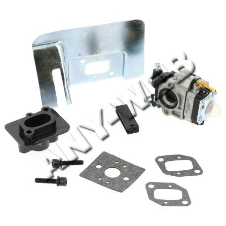 592838121-Kit carburateur pour débroussailleuse McCULLOCH B43BT