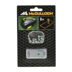 McCulloch 589402001 - Lames de rechange 589402001 x 9 pour ROB