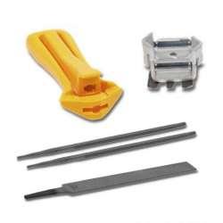 McCulloch 577615701 FLO001 - Kit d'affutâge de chaine 3/8