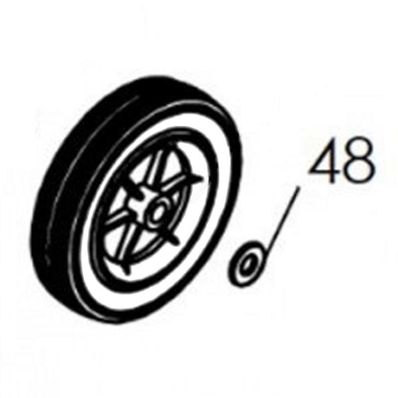 Rondelle plate M12 X 27 X 2,5 Z