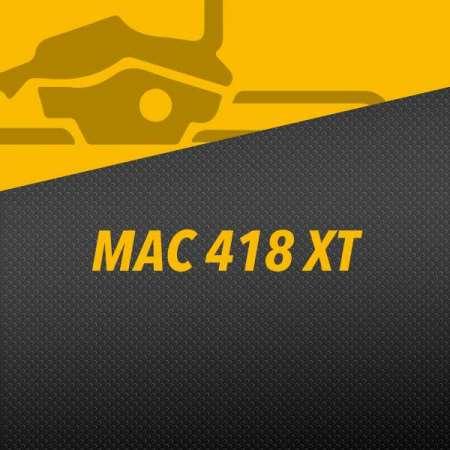 MAC 418 XT