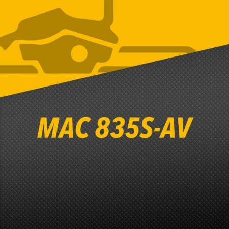 MAC 835S-AV