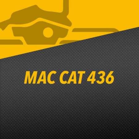 MAC CAT 436