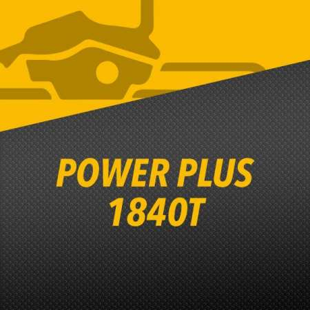 POWER PLUS 1840T