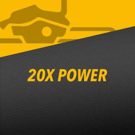 20X POWER