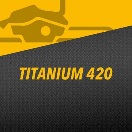 TITANIUM 420