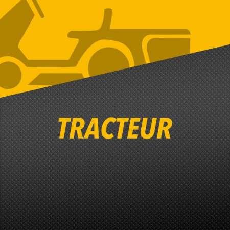 Pièces détachées de tracteur autoportée McCulloch