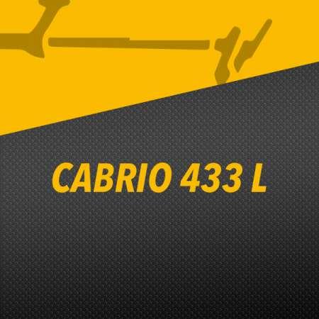 CABRIO 433 L