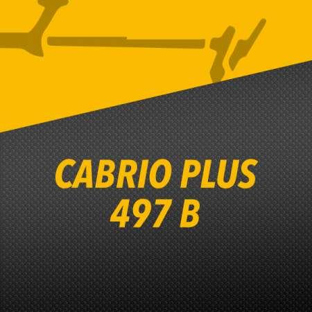 CABRIO PLUS 497 B