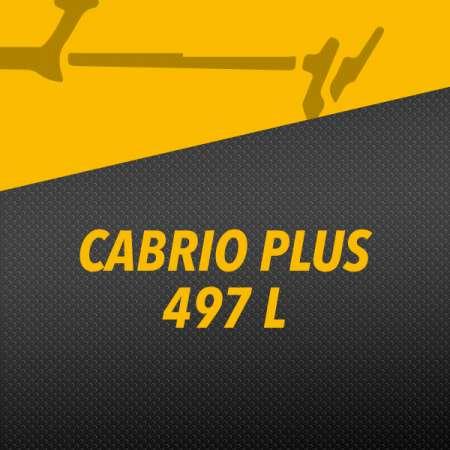 CABRIO PLUS 497 L