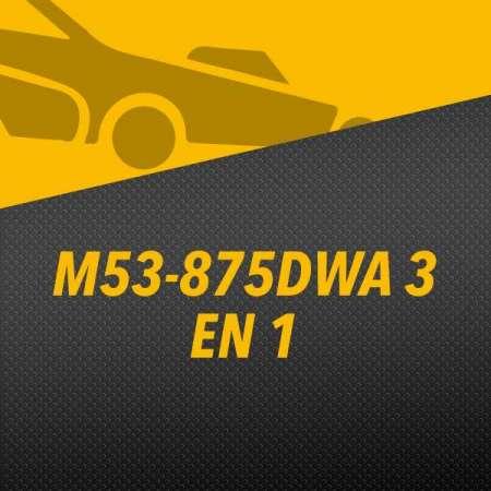 M53-875DWA 3 en 1