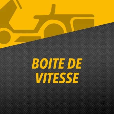 BOITE DE VITESSE