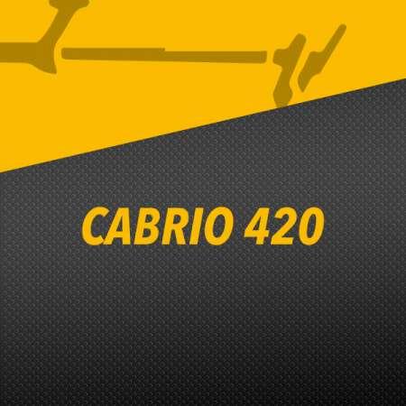 CABRIO 420